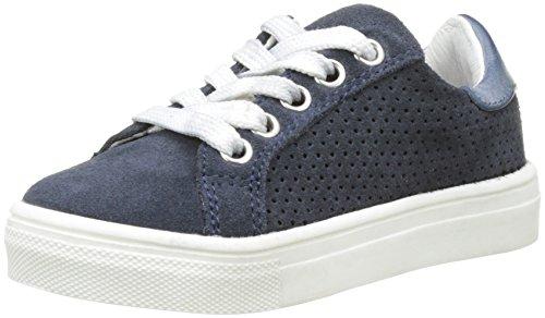 Asso, Sneaker a Collo Alto Bambino, Blu Blu, 32 EU