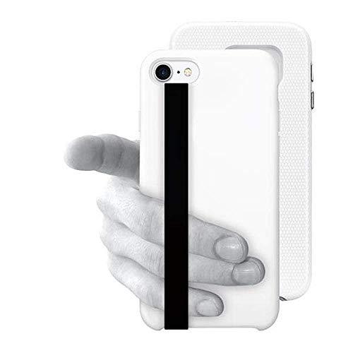 Fingerhalter NINJA LOOP für Handy/Smartphone für Eine Bessere und sichere Einhandbedienung | Phone Case Strap Handy Loops NINJA LOOP | Neuheit Smartphone Zubehör (Schwarz)