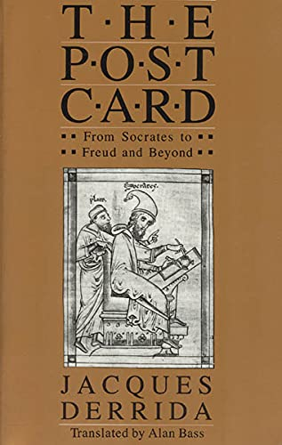 The Post Card: From Socrates to Freud and B