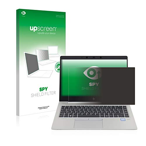 upscreen Filtro de Privacidad Compatible con HP EliteBook 840 G5 Non-Touch Protector Pantalla Anti-Espia Privacy Filter
