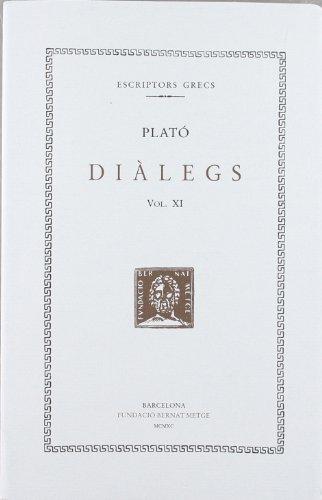 Diàlegs, vol. XI: La República (llibres V-VII) (Bernat Metge)