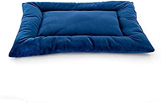 Pet Dreams Dog Crate Bed - Original Crate Pad/Kennel Mat - Quality Bedding Since 1999, Ultra Soft, Reversible, Portable & Washable Pad That Never Bunches!