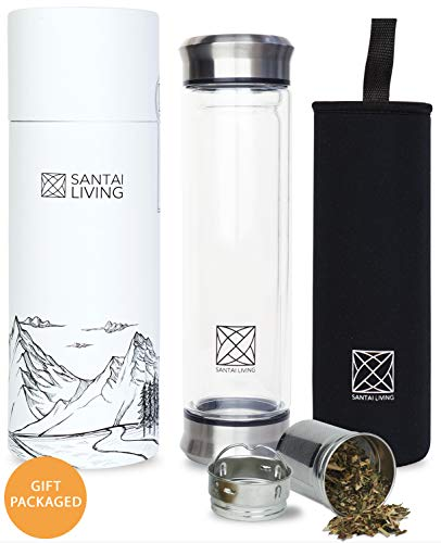 Santai Living Bouteille Infusion...