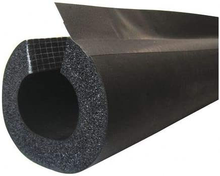 Pipe Insulation Blk 1in.Wall pack 67% OFF of fixed price -6 Max 80% OFF Thick