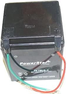82-83 Honda NU50 Parts Unlimited 12-Volt Heavy Duty Battery Kit CB2.5L-C-1-FP
