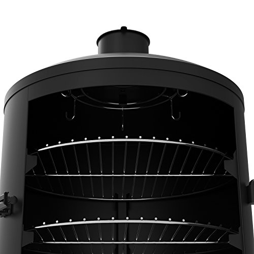 Dyna-Glo Signature Series DGSS1382VCS-D Vertical Offset Charcoal Smoker Grill