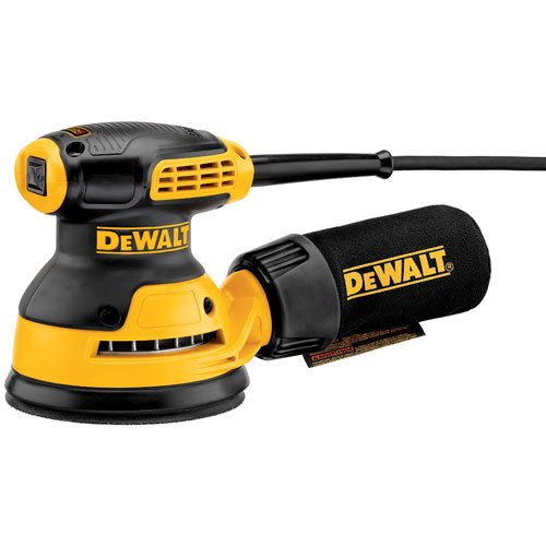DEWALT Random Orbit PSA Sander for Pallets