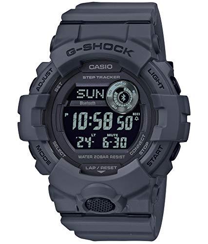 [カシオ] 腕時計 ジーショック G-SQUAD Bluetooth 搭載 GBD-800UC-8JF メンズ ブラック