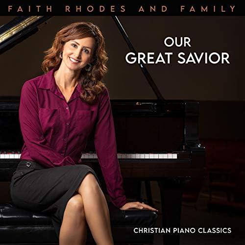 Faith Rhodes and Family