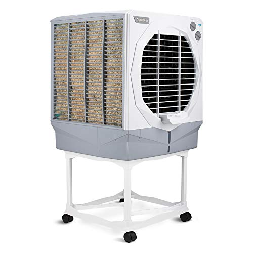 Symphony Jumbo 65+ Desert Air Cooler - 61 litres, White