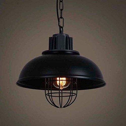 Retro Vintage lámpara colgante la Industria araña lámpara de techo metal Casquillo E27Regulable Techo Cocina Comedor habitación de los Niños restaurante–Lámpara colgante