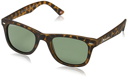Montana Eyewear Sunoptic MP41A Sonnenbrille in schwarz, inklusive Stoffbeutel