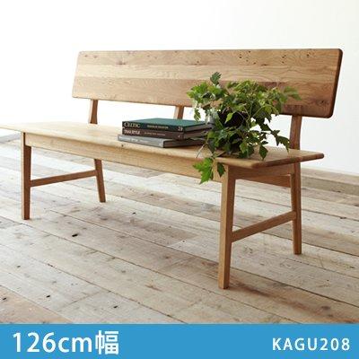 KAGU208『Cross ベンチ126』