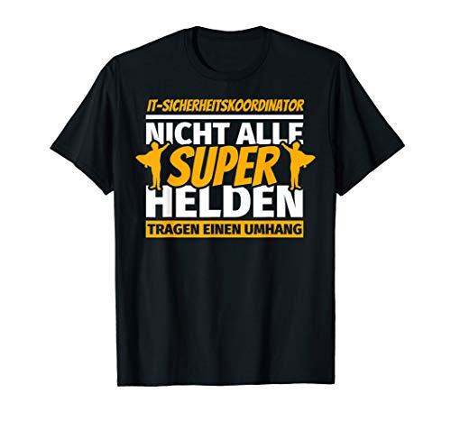 IT-Sicherheitskoordinator lustig Geschenk T-Shirt