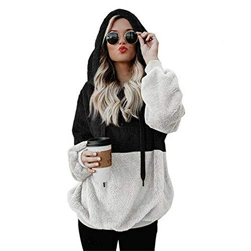 nobrand Winter Neue Frauen Flanell Pullover Damen Top Reißverschluss Jacke Frauen Mantel Größe Frauen Freizeitkleidung Russische Heiße Mujer