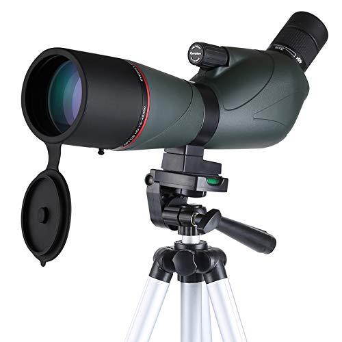 Best Review Of Eyeskey 15-45x60 BAK4 Porro Prism Spotting Scope HD Optical Monocular Telescope Water...
