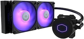 CoolerMaster MasterLiquid ML240L RGB V2 AIO CPU Liquid Cooler
