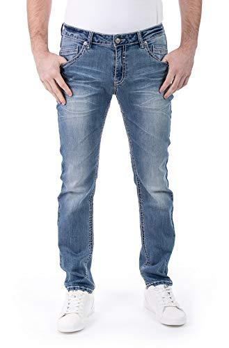 Blue Monkey Herren Jeans Freddy 4588 (W33 / L34)