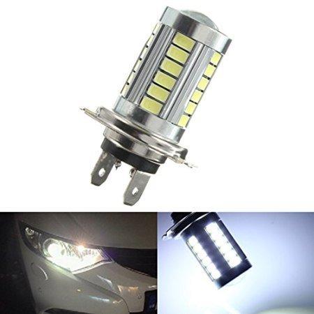 Katur Ampoule LED H7 33SMD 5630 Ampoule de phare antibrouillard Xénon