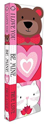 Chunky Pack: Valentine: I Love You!, Be Mine, and True Love (Chunky 3 Pack)