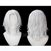 Demon Slayer Kimetsu No Yaiba Uzui Tengen Cosplay Costumes Heat Resistant Synthetic Hair Wig+free Wig Cap (no Headwear) One Size only wig