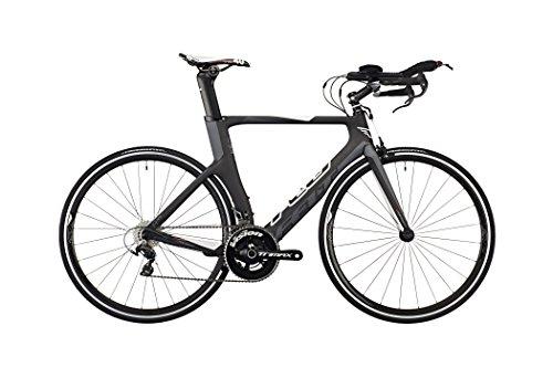 Felt B12 matt carbon Rahmengröße 58 cm 2016 Triathlonrad