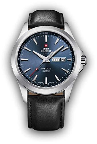 Swiss Military Reloj los Hombres Cuarzo SMP36040.07