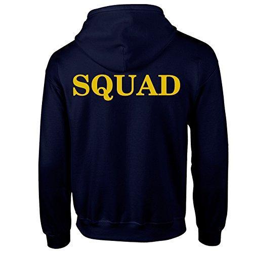 Chicago Fire Dept. - Squad Sweatjacket (L)