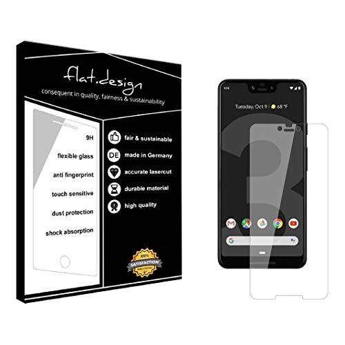 1x Bildschirm Schutz für HTC Exodus 1 Screen Bildschirmschutz Schutzfolie kristallklar Flexible Folie, robust wie Glas. Qualität, Nachhaltigkeit und Fairness Made in Germany