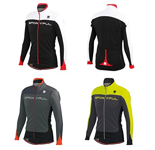 Veste Sportful Flash Softshell Neon 2015