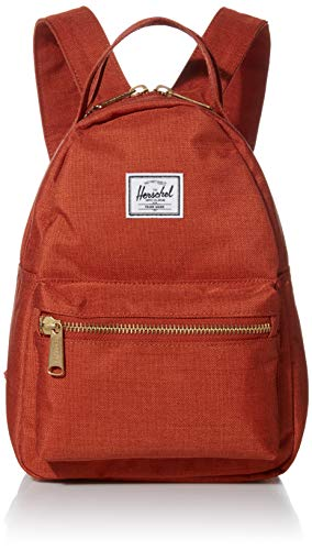 Herschel Supply Co. Nova Mini Rucksack, Picante Kreuzschraffur (Rot) - 10501-03002-OS