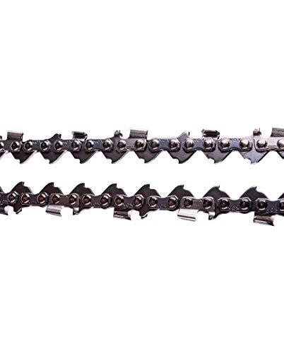KOX Sägekette Halbmeißel, für Husqvarna, Dolmar und Partner Motorsägen, 33 cm Schnittlänge, mit 325