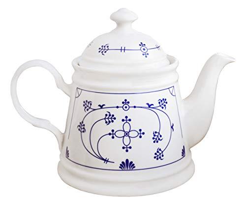 CUP+MUG, Teekanne 1L, Indisch Blau