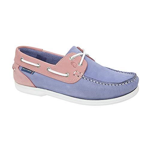 Quayside Unisex-Erwachsene Bermuda Cayman Bootschuhe, Pink (Blue Bluebell/Rose 001), 38 EU