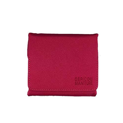 GC-TECH Custodia compatibile con Iqos 3 + Duo spazio per Holder Heets Pocket-Charger spazzola filtro Heat CC