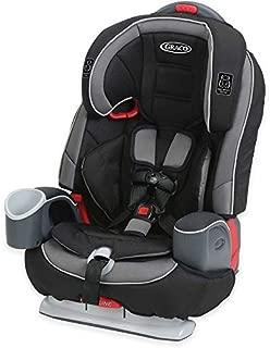 Graco Nautilus 65 DLX 3-in-1 Harness Booster Car Seat, Grand