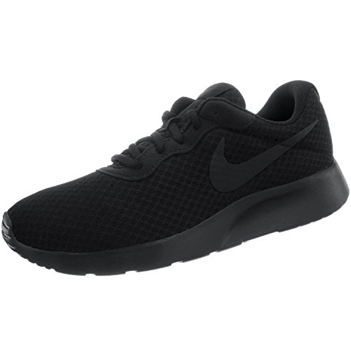 Nike Mens Tanjun Running Sneaker Black/Anthracite/Black 11.5