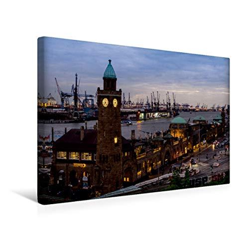 CALVENDO Hamburg - Landungsbrücken