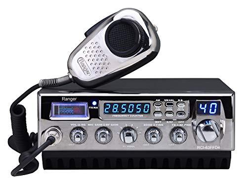 Ranger RCI-63FFD4 400 Watt 10 Meter Mobile Amateur Transceiver