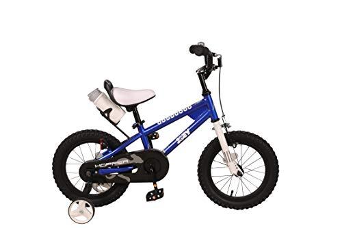 JOEY Hopper 14 inch Kid's Bicycle, Blue, Children's Bike