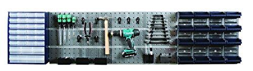 Raaco 139830 Kit de base d'atelier Start