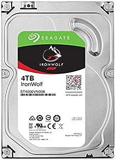 Seagate 希捷ST4000VN008 酷狼4TB硬盘 nas专用盘