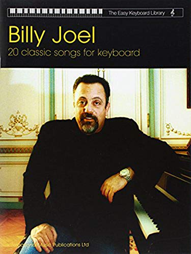 Easy Keyboard Library: Billy Joel
