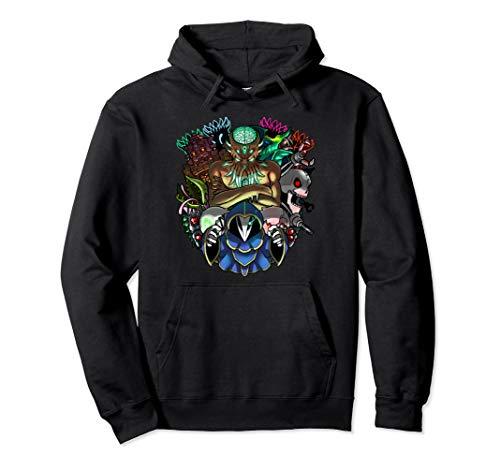 Terraria - Boss Rush: Hardmode Edition Pullover Hoodie