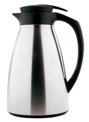 Copco 2510-4344 Stainless Steel Thermal Carafe, 1-Quart, Silver