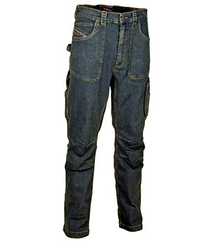 PANT.JEANS BARCELONA/COFR.TG50