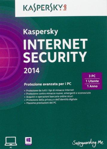 Kaspersky Lab Internet Security 2014, 3U