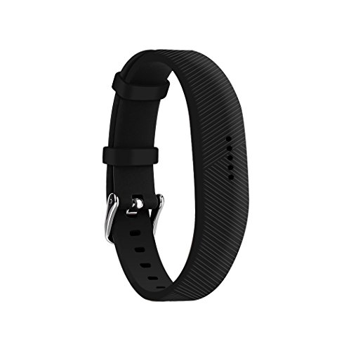 EverActReplacement Bands for Fitbit Flex 2 (3 Pack) Watch-Type Buckle Designed Band 2