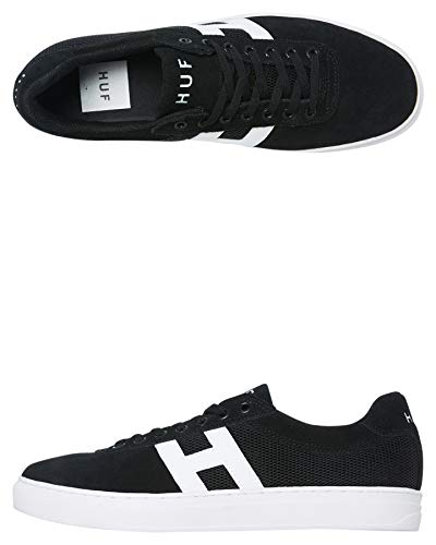 HUF Skateboard Shoes Soto Black CP00033-BLACK