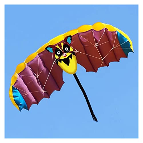 junfeng Cometa 1,4M Design Kites Dual Line Stunt Sport Parafoil Kite with Flying Tool Set Outdoor Sports